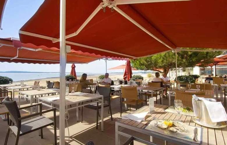 Novotel Thalassa Oleron St Trojan - Restaurant - 38