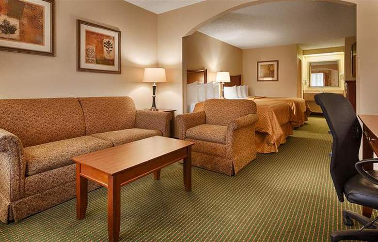 Best Western Inn & Suites - Monroe - Room - 21