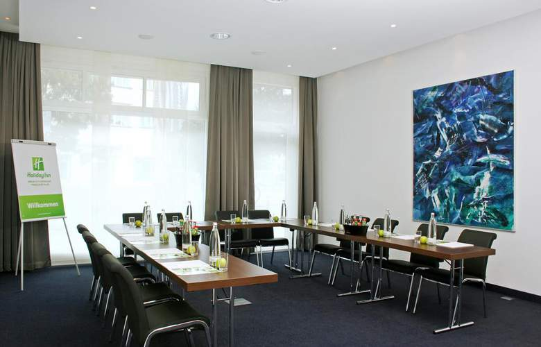 Holiday Inn Berlin City Center East Prenzlauer Allee - Conference - 3