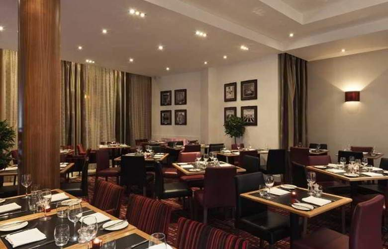 Ten Hill Place Hotel - Restaurant - 12