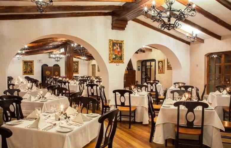 Sonesta Posadas del Inca Valle Sagrado Yucay - Restaurant - 10