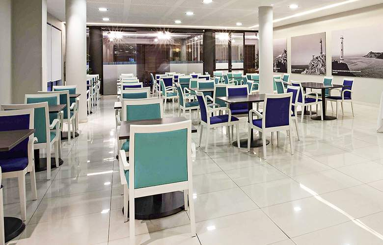 Ibis Styles A Coruña - Restaurant - 18