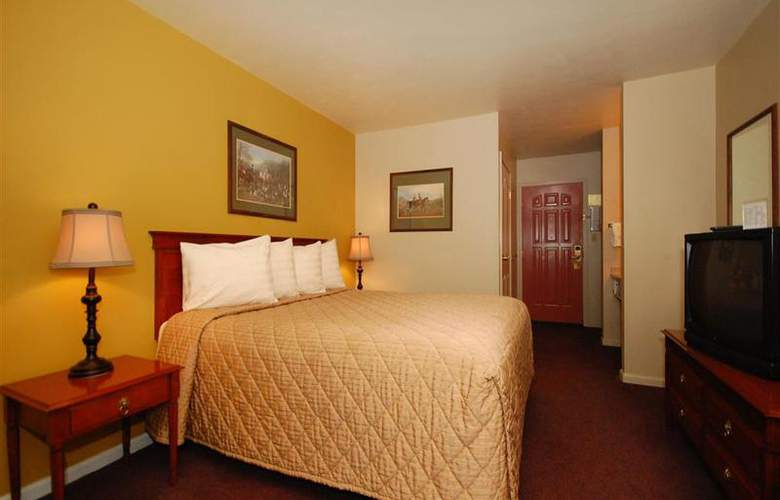 Best Western John Jay Inn - Room - 39