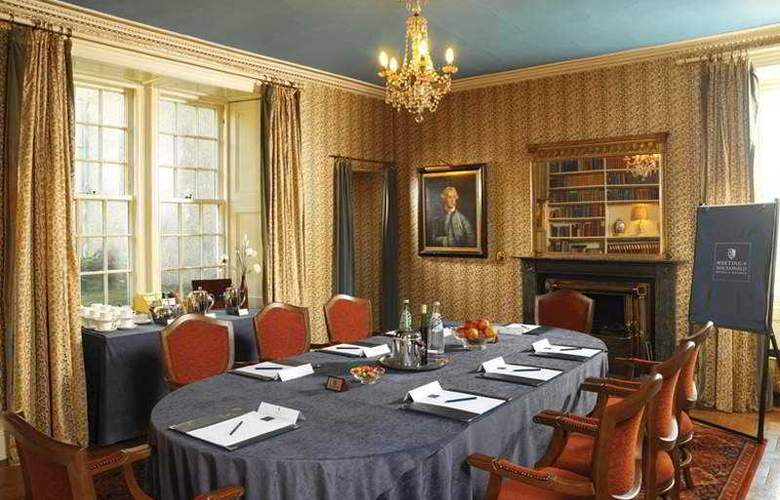 Macdonald Pittodrie House - Conference - 5