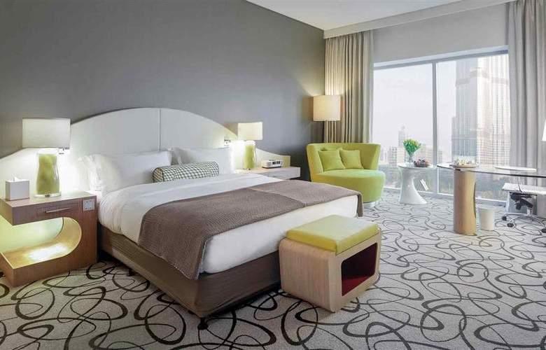 Sofitel Dubai Downtown - Room - 55