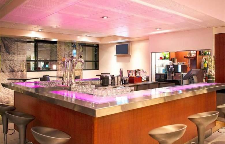 Novotel Annecy Centre Atria - Bar - 69