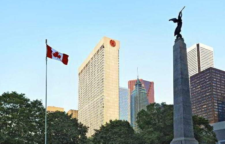 Sheraton Centre Toronto - Hotel - 10