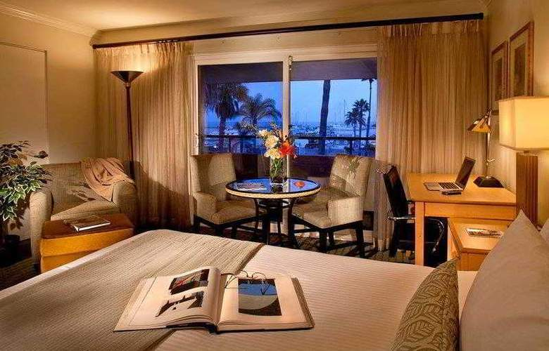 Best Western Beachside Inn Santa Barbara - Hotel - 9