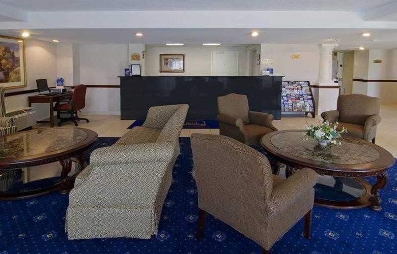 Best Western Mount Vernon Ft. Belvoir - Hotel - 0