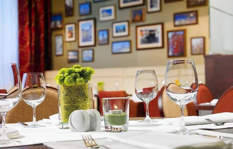 Center Hotel Kazan Kremlin - Restaurant - 4