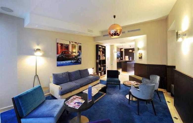Mercure Paris La Sorbonne - Hotel - 2