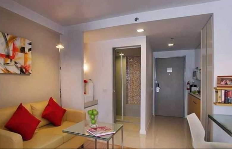 Citadines Sukhumvit 16 Bangkok - Room - 13