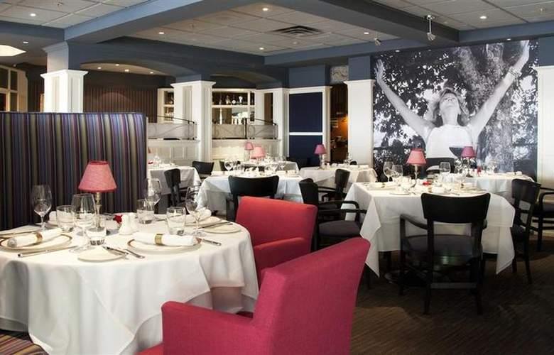 Best Western Hotel Aristocrate Quebec - Restaurant - 73