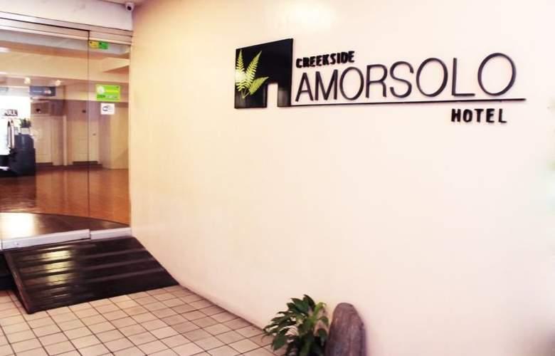 Creekside Amorsolo Hotel - Hotel - 18