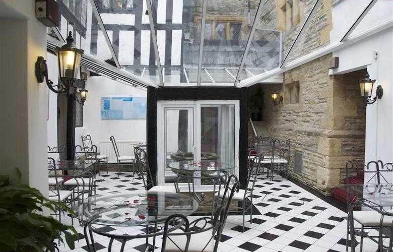 Best Western Salford Hall - Hotel - 40