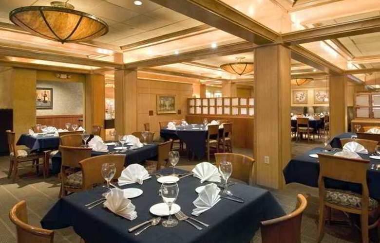 Hilton Akron- Fairlawn - Hotel - 10