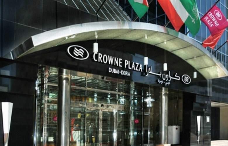 Crowne Plaza Deira - Hotel - 9