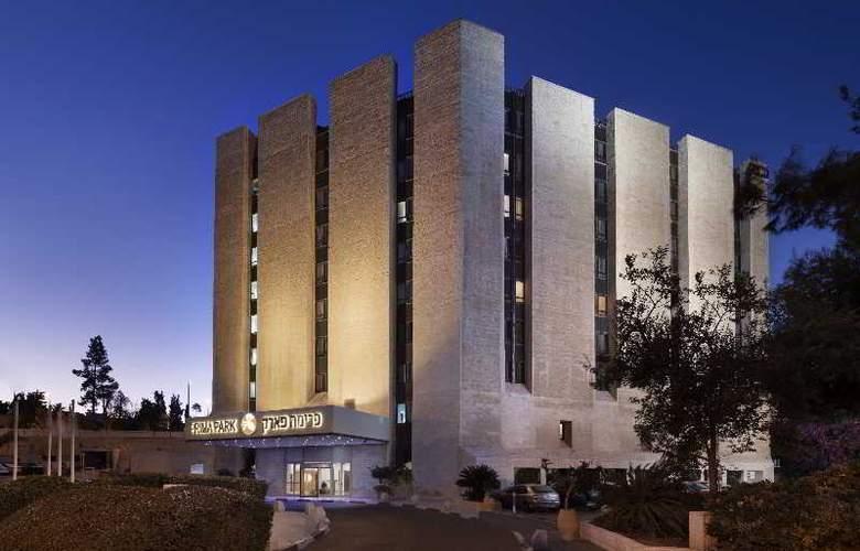 Prima Park Jerusalem - Hotel - 5