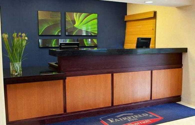 Fairfield Inn Youngstown Boardman/Poland - Hotel - 10