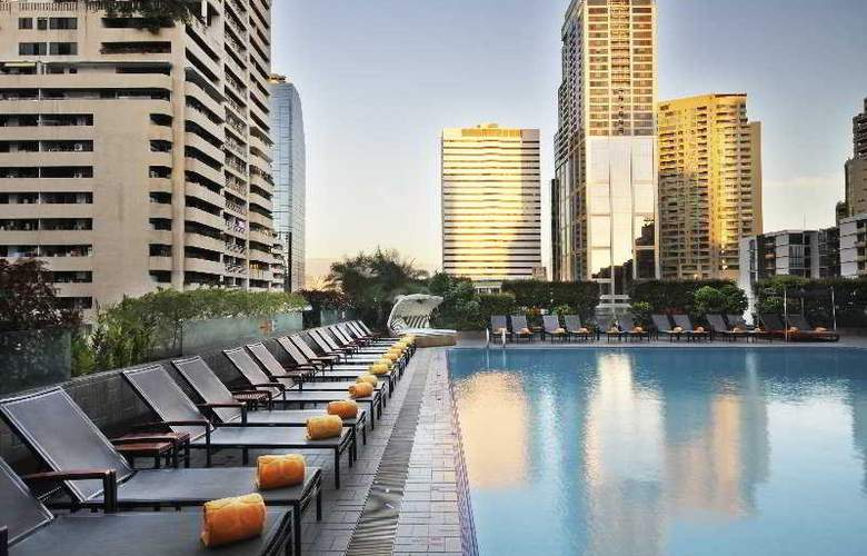 Rembrandt Hotel - Pool - 21