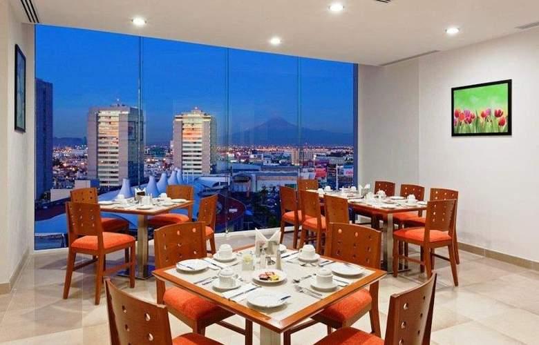 La Quinta Inn & Suites Puebla Palmas - Restaurant - 22