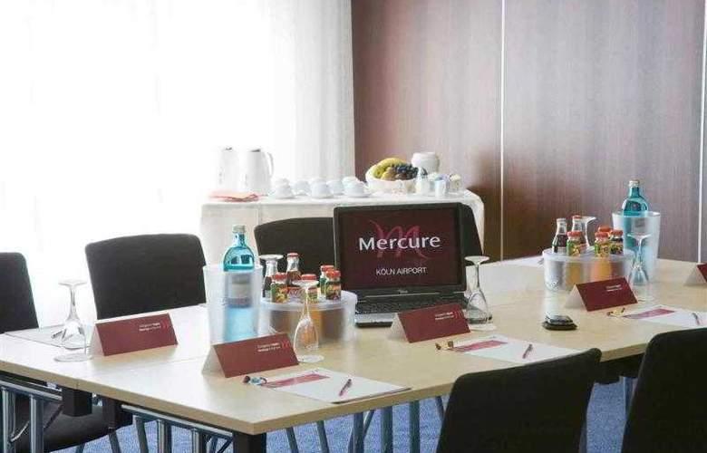 Mercure Hotel Koeln Airport - Hotel - 3