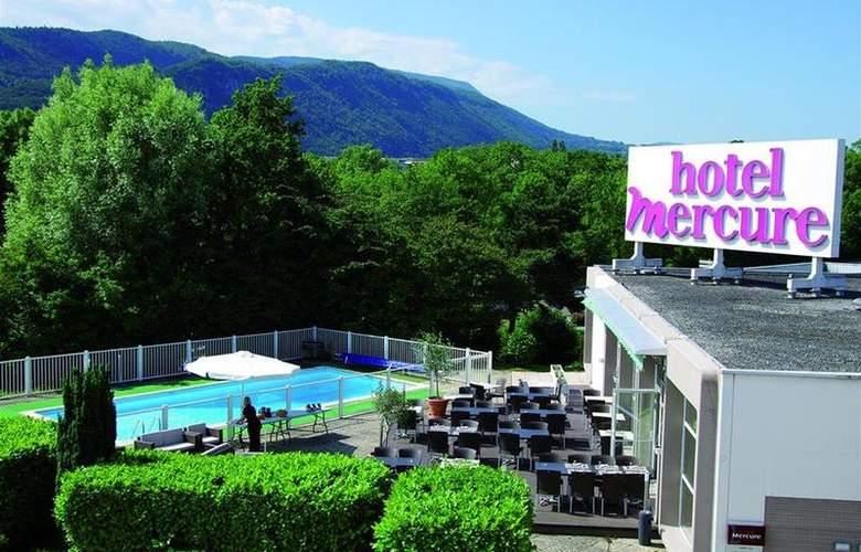 Mercure Annecy Sud - Hotel - 6