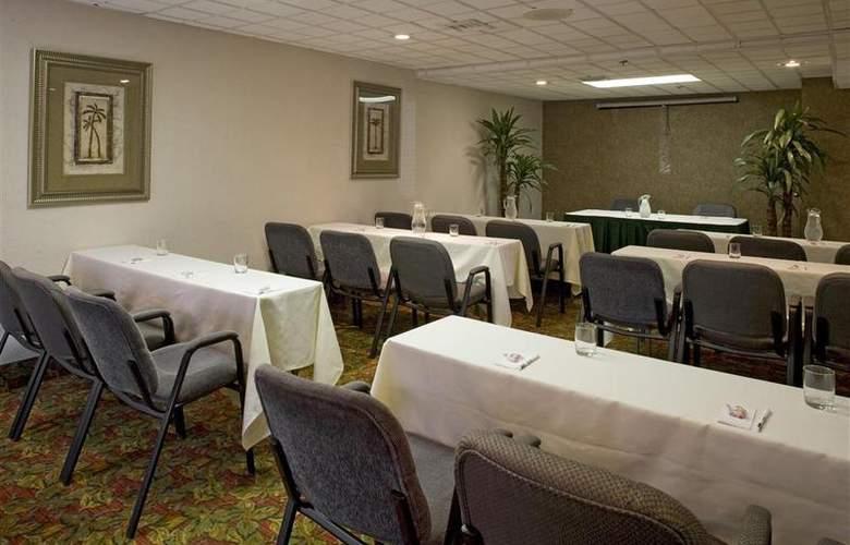 Best Western Southside Hotel & Suites - Conference - 69