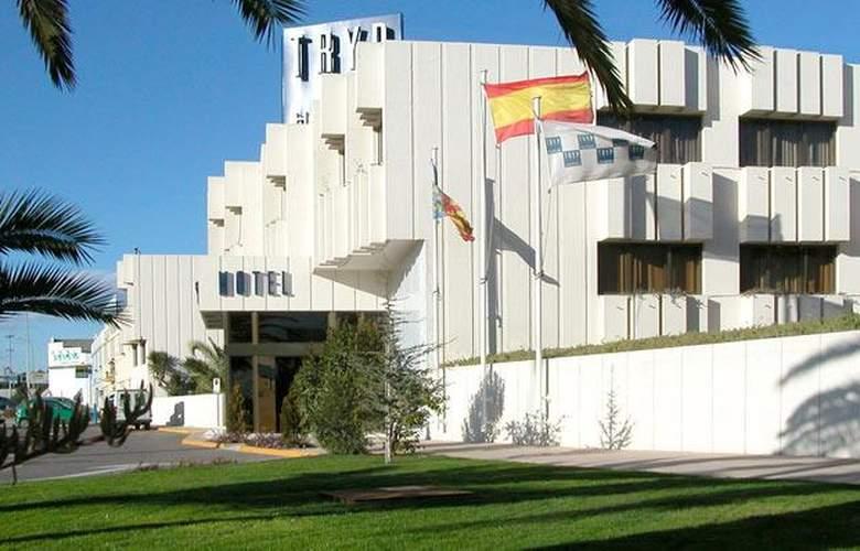 Port Azafata Valencia - Hotel - 0
