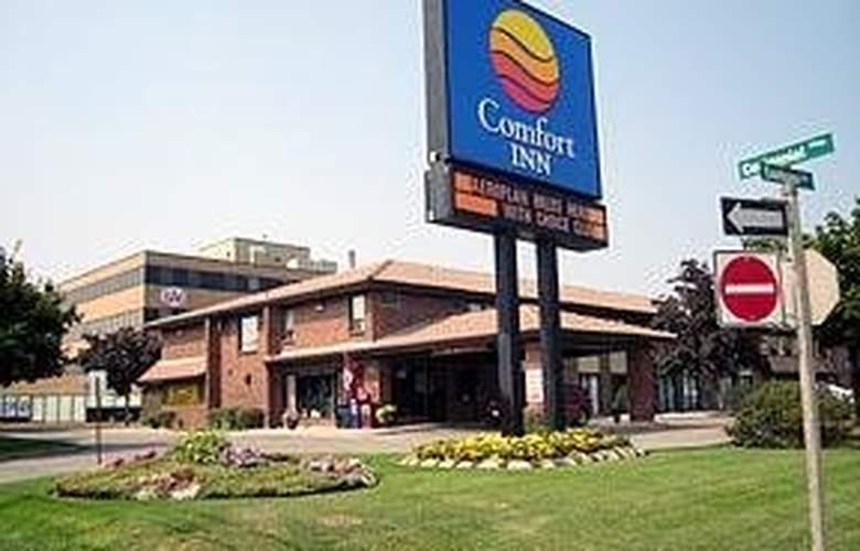 Comfort Inn Hamilton - Hotel - 0