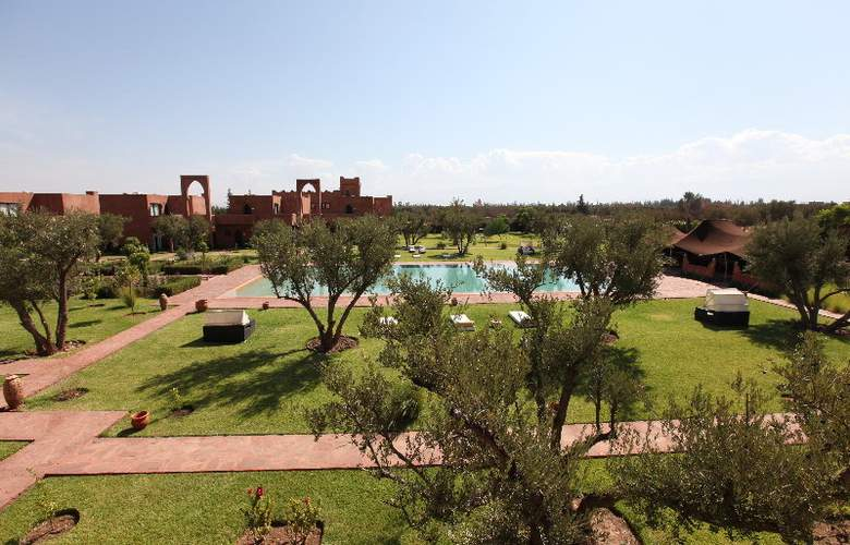 les jardins de zyriab - Hotel - 1