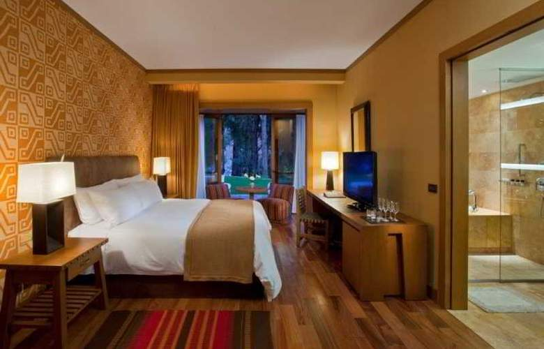 Tambo del Inka a Luxury Collection Resort & Spa - Room - 6
