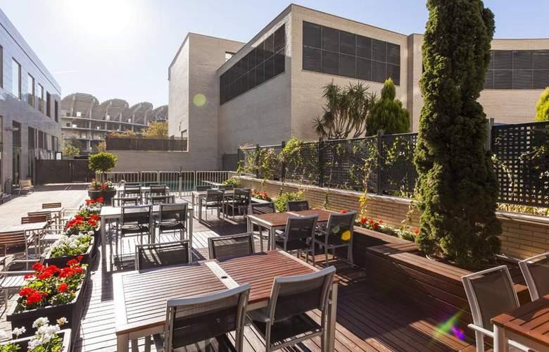 Ilunion Valencia - Terrace - 8