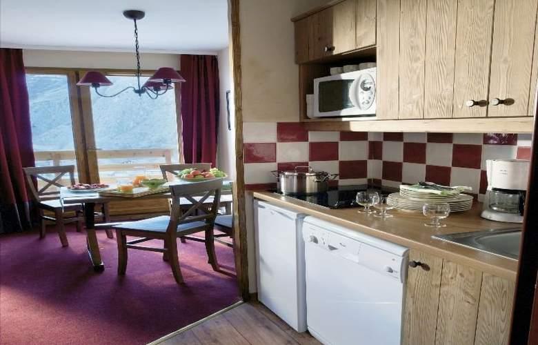 Residence P&V les Chalets Valoria - Room - 2