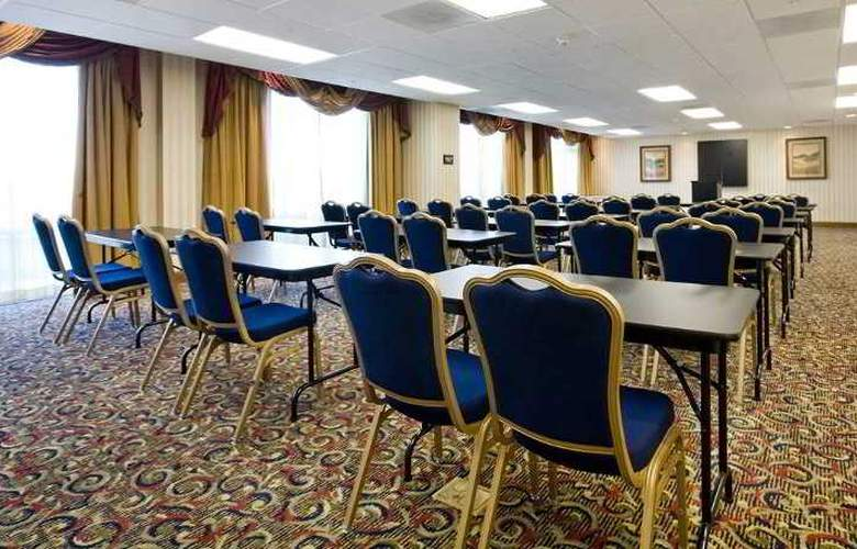 Hampton Inn & Suites Pittsburg - Conference - 10