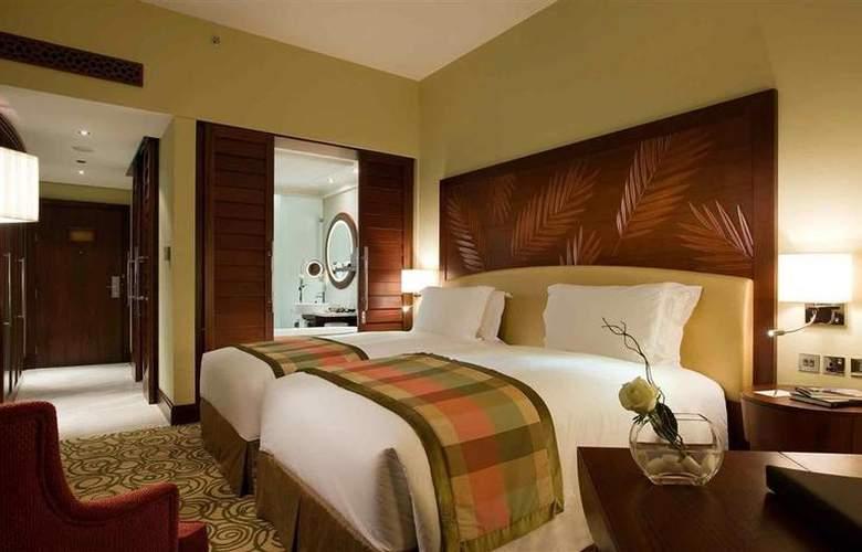 Sofitel Dubai Jumeirah Beach - Room - 38