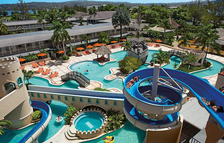 Sunscape Splash Montego Bay - Pool - 2