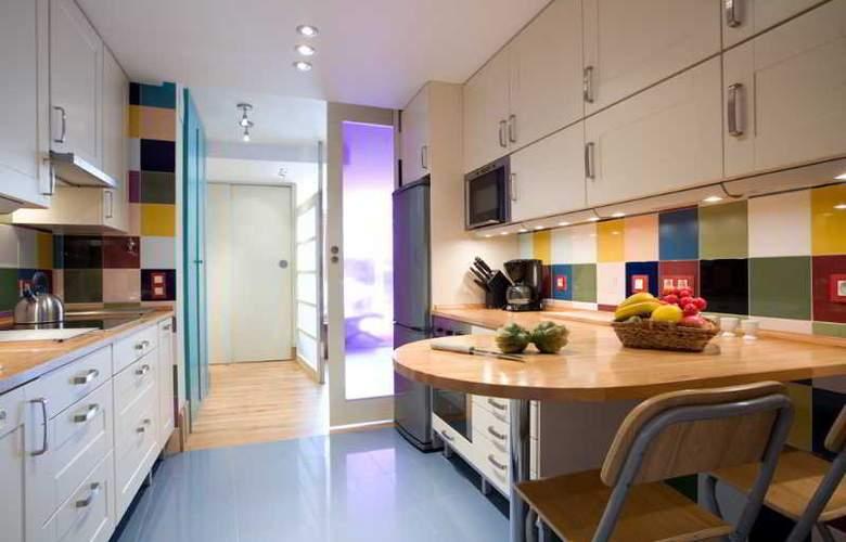 Rent Top Apartments Diagonal Mar - Room - 41