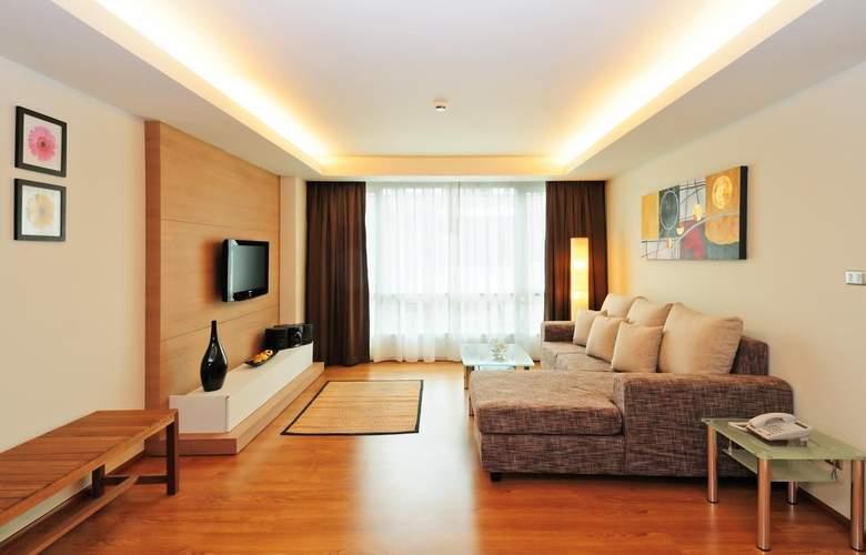 Golden Pearl Residences - Room - 7