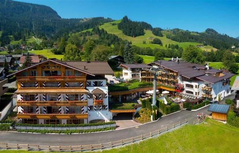 Best Western Premier Kaiserhof Kitzbühel - Hotel - 0