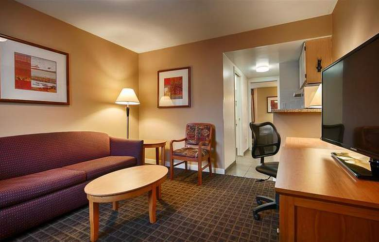 Best Western Capilano Inn & Suites - Room - 31