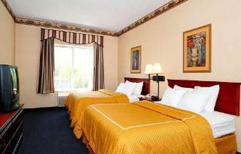 Comfort Suites Auburn - Room - 4