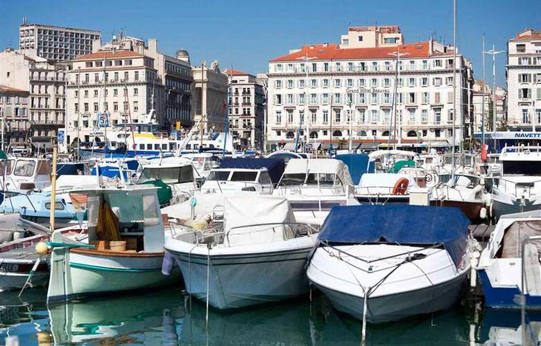 Grand Beauvau Marseille Vieux-Port - MGallery by Sofitel - Hotel - 40
