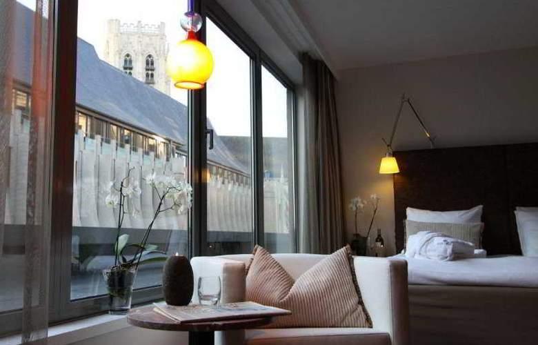 Sandton Hotel Brussel Centre - Room - 6