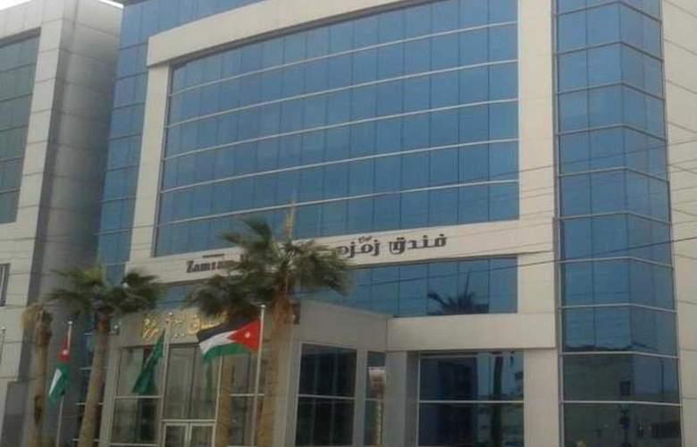 Zamzam Towers Hotel Amman - Hotel - 0