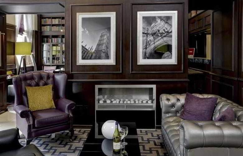 Best Western Mornington Hotel London Hyde Park - Hotel - 24
