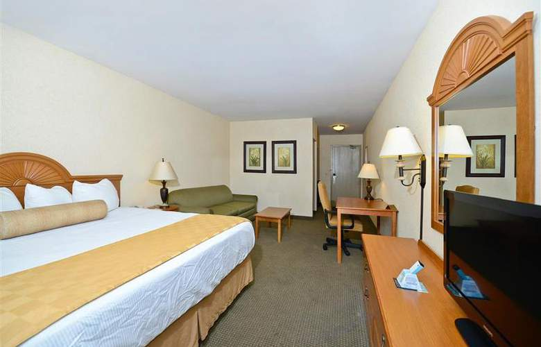 Best Western Of Long Beach - Room - 16