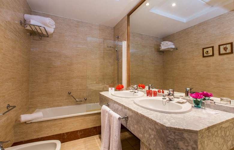 Leonardo Hotel Granada - Room - 12