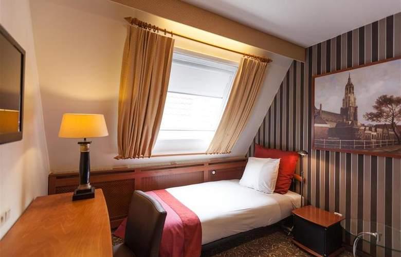 Best Western Museum Hotel Delft - Room - 23