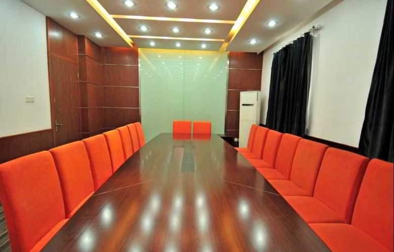 Jinjiang Inn (Zhaohui Road,Ningbo) - Conference - 2